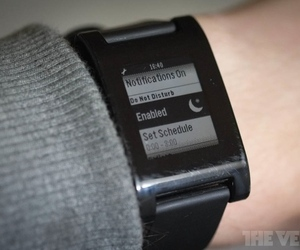 pebble smartwatch do not disturb