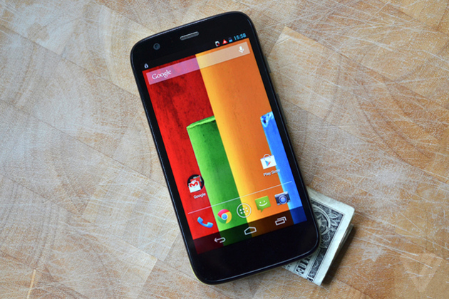 Off-contract Moto G might be
