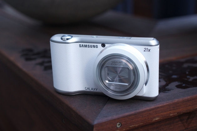 Samsung's Galaxy Camera 2