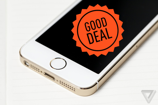 Good Deal: Get the iPhone 5S