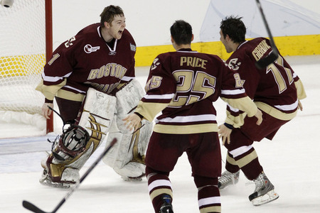 NCAA HOCKEY Tournament 2011 Bracket: 16 Teams Begin Road To Frozen ...