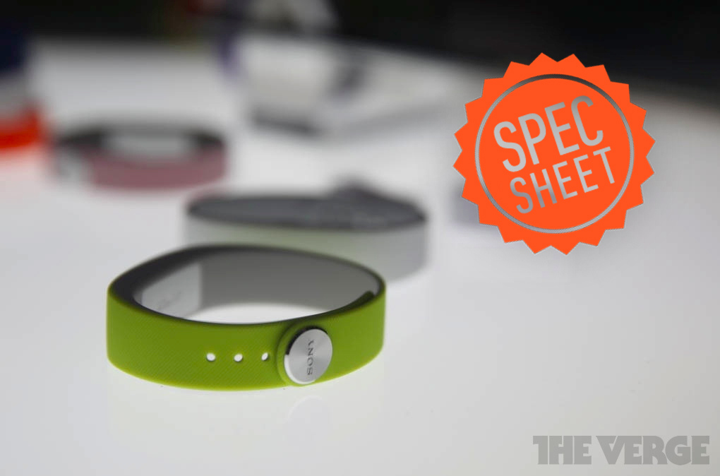 Spec Sheet: the wearables of CES 2014