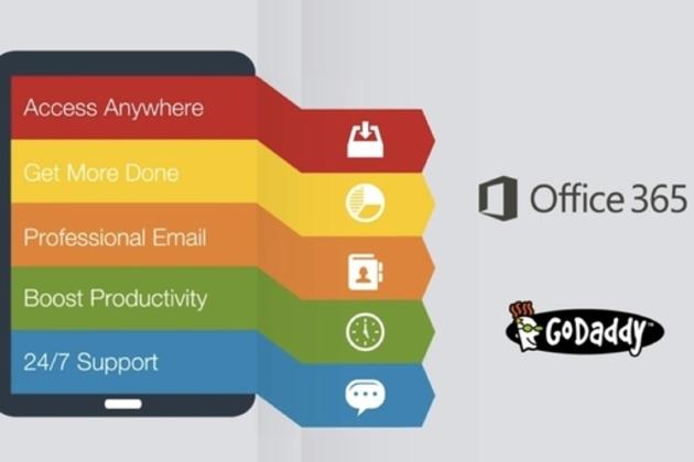 Microsoft and GoDaddy partner
