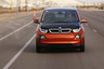 Driving the particular BMW i3