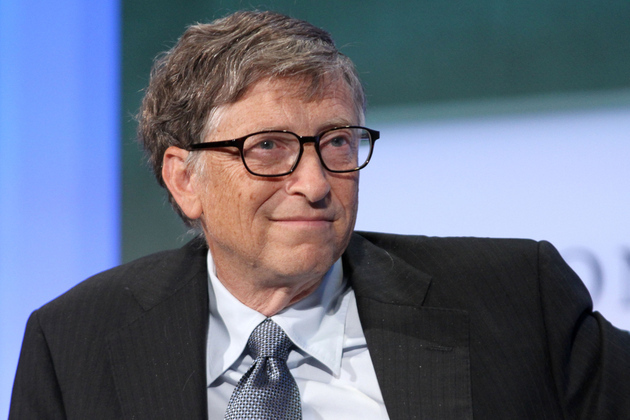 Bill Gates voted for marijuana