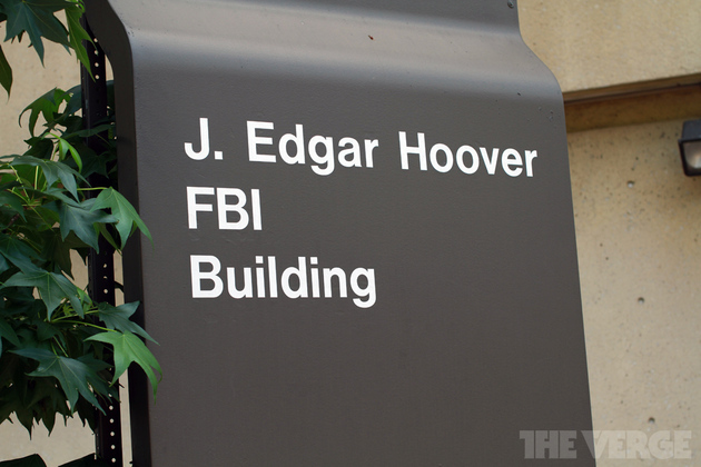 The FBI is creating the