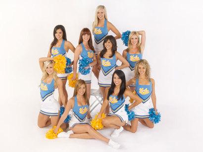 Our 08 09 Dance Team