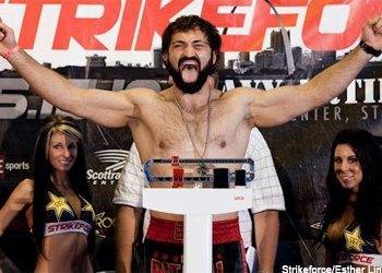 Strikeforceheavyweightchampandreiarlovski