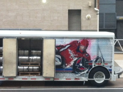 Hockeytruck
