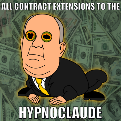 Hypnoclaude-extension