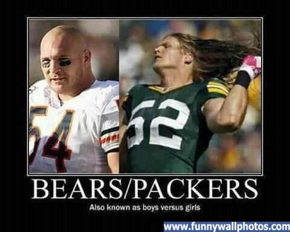 Bears-packers
