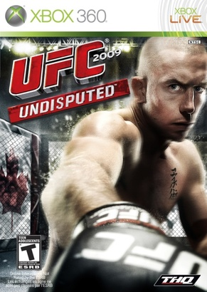Georges St. Pierre UFC 2009 Undisputed