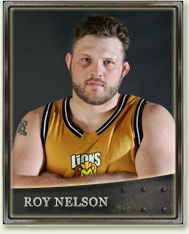 Athlete-roy-nelson
