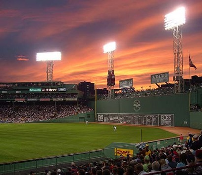 Boston-fenway-park-sunset