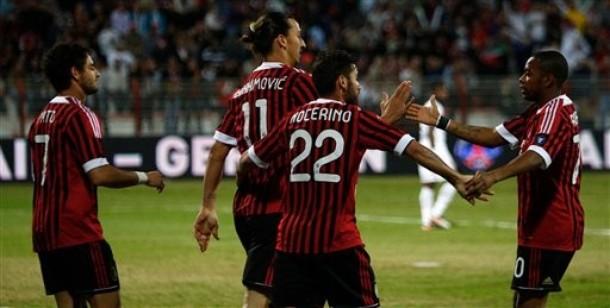 Emirates Soccer AC Milan  PSG