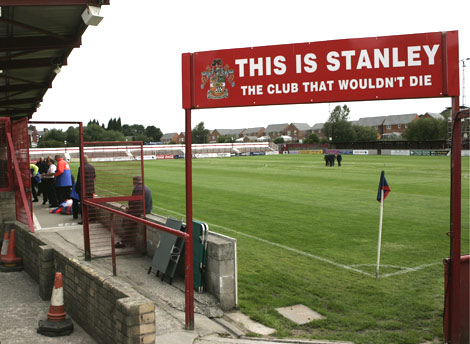 Accrington Stanley ground