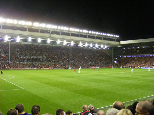 anfield night