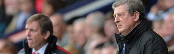 Dalglish Hodgson Liverpool West Brom