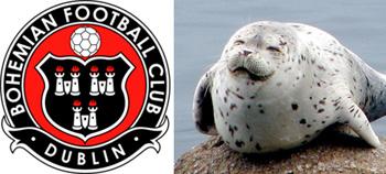 Bohemian FC crest