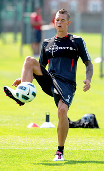 daniel agger mohawk