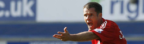 jamie carragher screaming angry