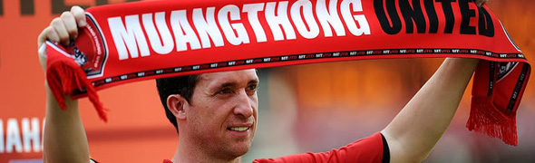 robbie fowler Muangthong United