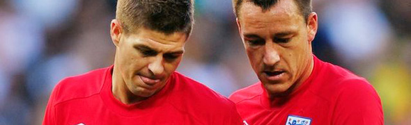 gerrard terry england captain