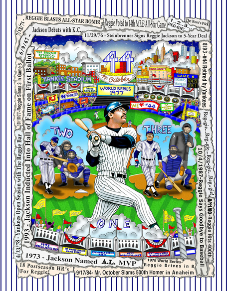 Fazzino-baseball-pop-art-reggie-jackson-mr