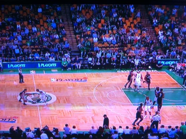 Boston Celtics missing fans