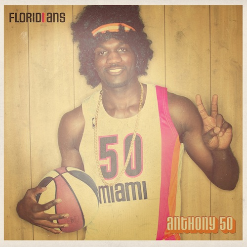 Joel Anthony Miami Floridians