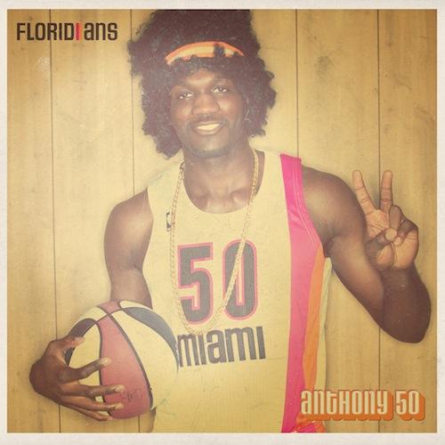 Joel Anthony Miami Floridians