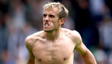 phil neville hair