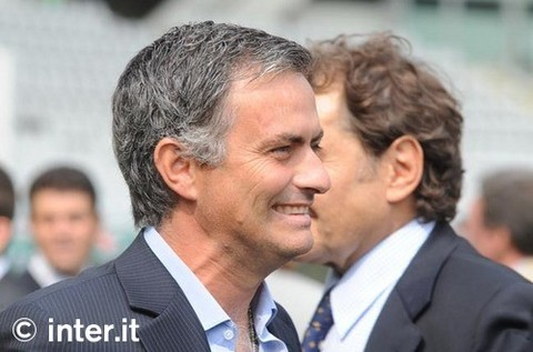 JM happy in Torino