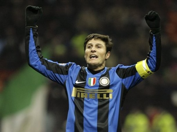 Zanetti wins another derby