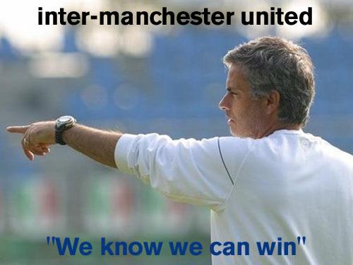 Mourinho has faith