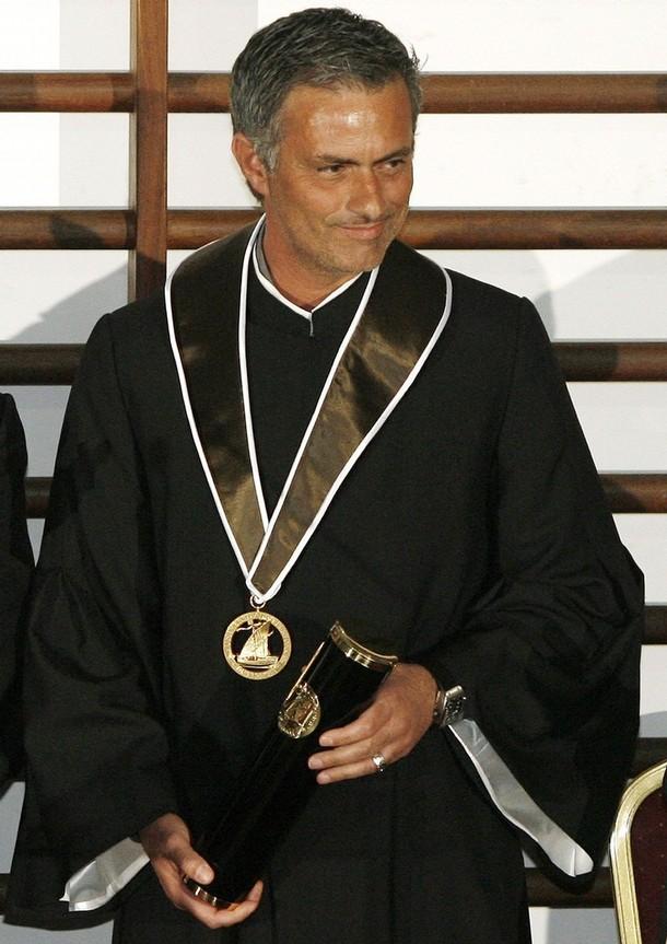 DR Mister Jose Mourinho