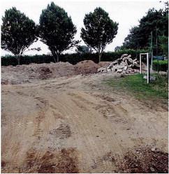 Construction at La Pinatina