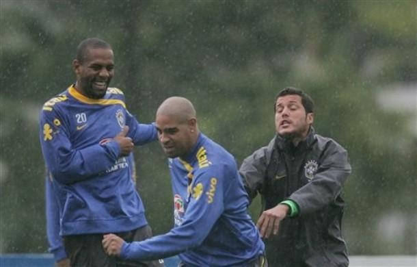 Brazil Wcup Soccer