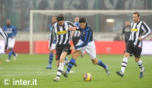 cruz against Juve coppa italia