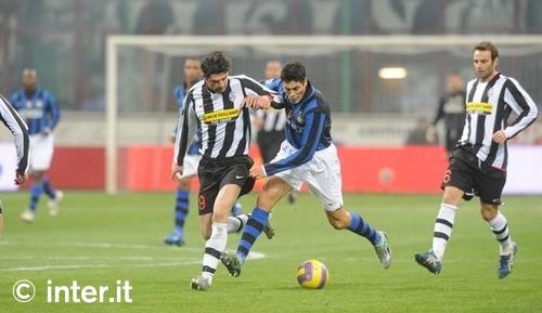 cruz against Juve coppa italia