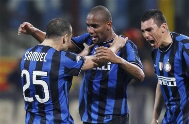 A little love for Maicon
