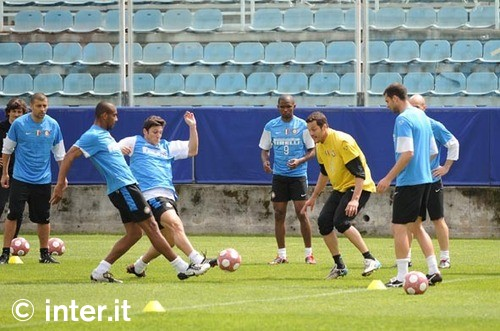 coppa training