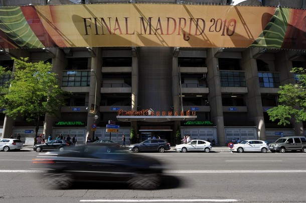 Or destiny awaits - the Champions League Final in Madrid