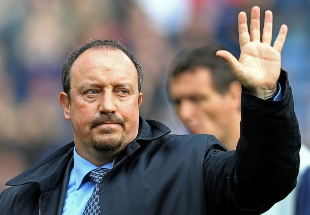 Benitez the new Inter coach?