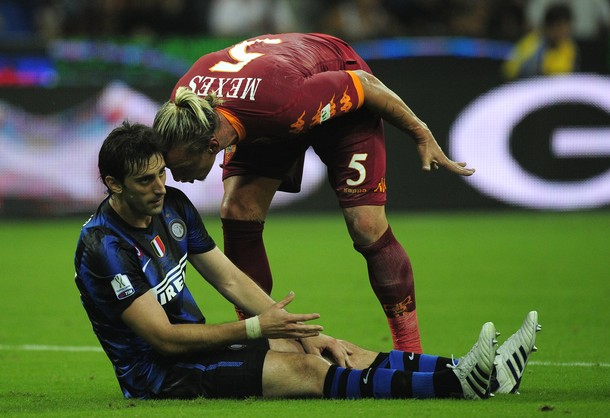 At least we wont have to put up with Mexes and his infantile aggression