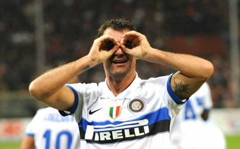stankovic made a 50-meter goal against Genoa