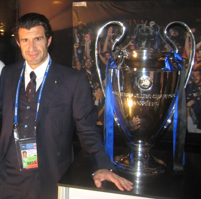 Figo and CL trophy crop