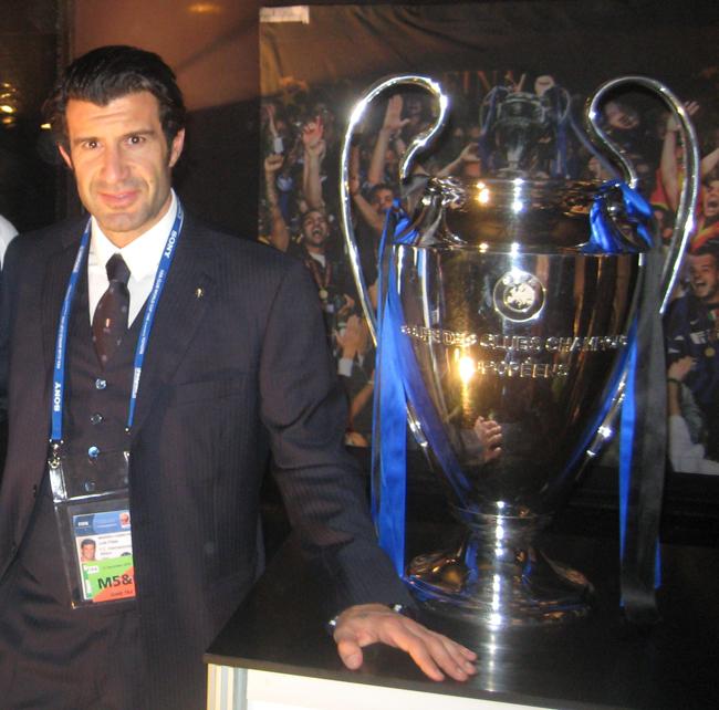 Figo and CL trophy crop