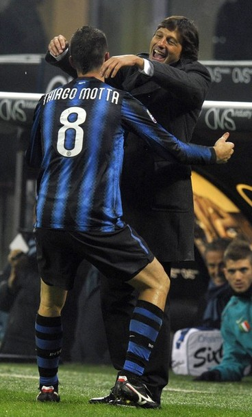 Thiago Motta also loves the new coach, Leonardo