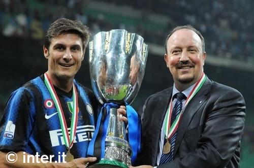 Benitez and supercup